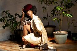 The Bare Magazine, Ebony Obsidian
