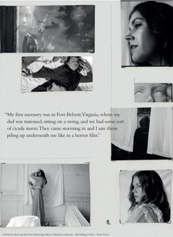 So It Goes Magazine, Amy Adams