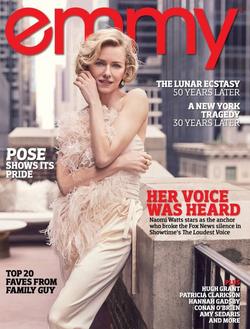 Emmy Magazine, Naomi Watts