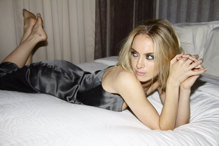 The Bare Magazine, Rachel Skarsten