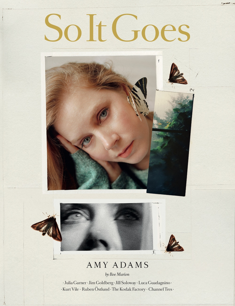 So It Goes Magazine, Amy Adams