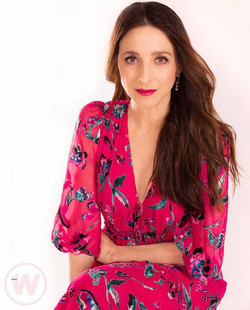 The Wrap, Marin Hinkle, Photo by: Ash Thayer