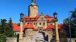 Zamek Czocha. Twierdza szyfrów i niewiernych żon.