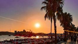 Bodrum.  Tureckie Saint Tropez