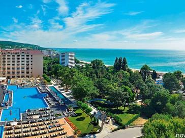 Najlepszy hotel w Złotych Piaskach. Meliá Grand Hermitage