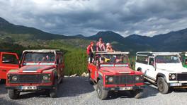 Safari po turecku i kanion w Sapadere