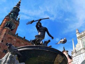 Gdańsk cz. 2: Spacer Drogą Królewską