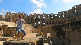 El Jem – śladem gladiatorów