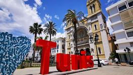 Tunis. Miasto mozaik