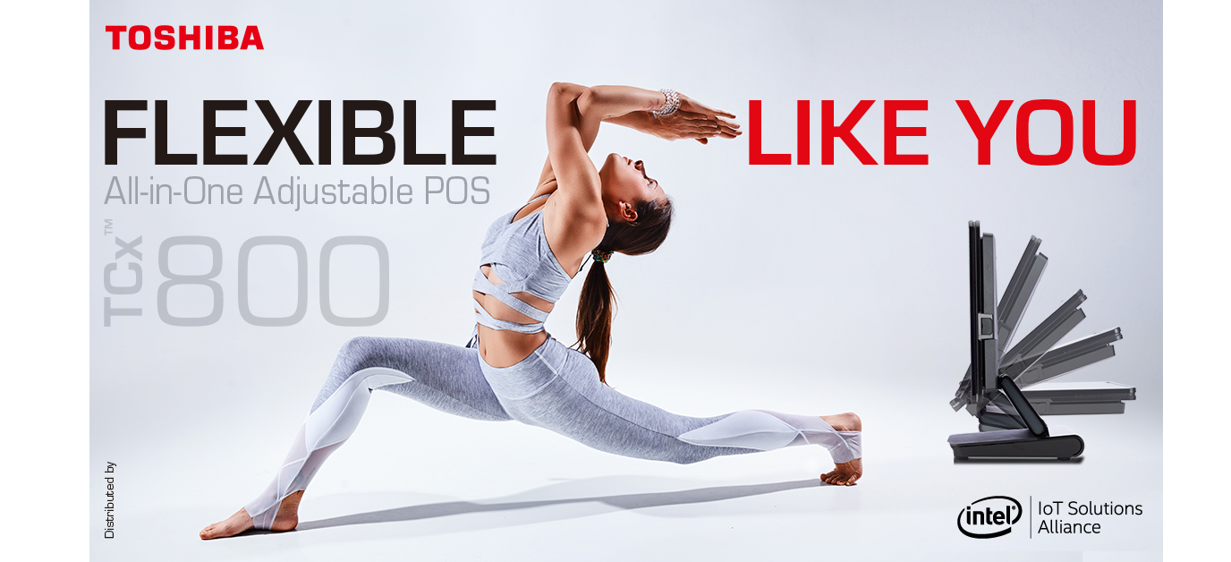 Flexible Like you - Campain