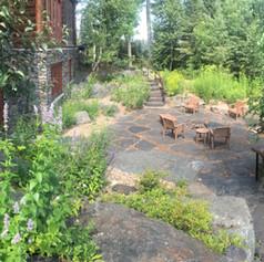 Native Patio Garden