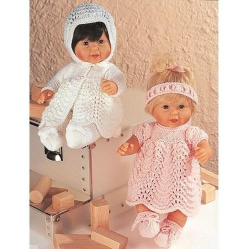 Dolls Outfit One Size 36/14in: DK Pattern