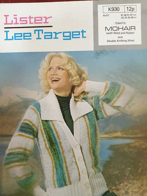 Pre-loved lister Lee target lady's jacket