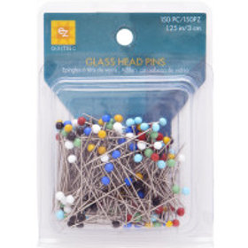 Simplicity Quilting GLASSHEAD PINS