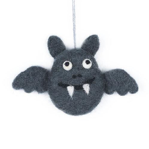 FairTrade Handmade felt Batty Halloween