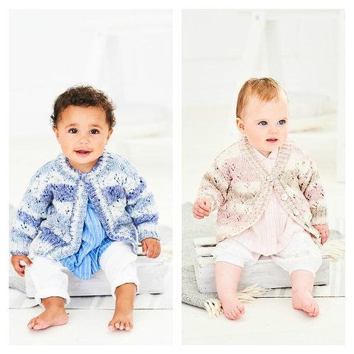 Bambino Prints Baby Cardigans-birth-5yrs