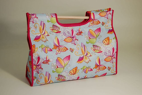 Sehlbach & Whiting  Butterfly Craft Bag