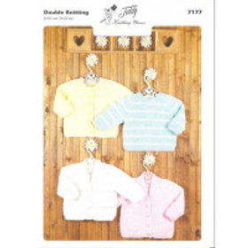 Teddy Knitting Pattern - Double Knit Baby Classics
