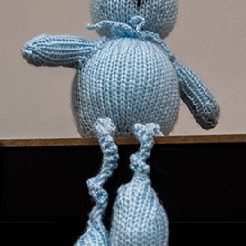 Blue-Rabbit £8.00