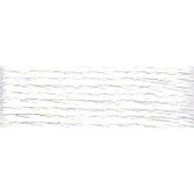 BLANC White DMC Embroidery Thread 8mtr