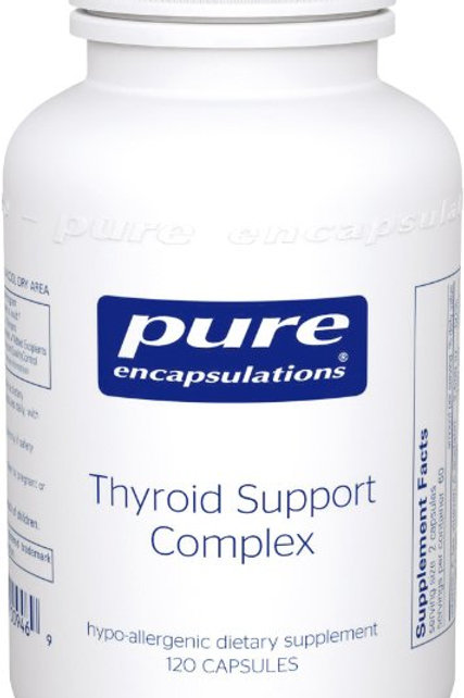 Thyroid Support 120 Cap
