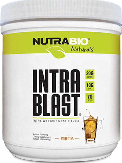 Intra Blast Naturally Sweetened