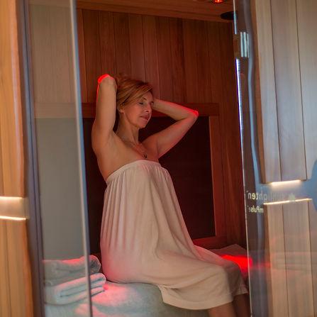 Sunlighten Infared Sauna