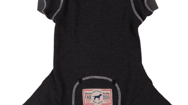 fabdog® Charcoal Thermal PJs