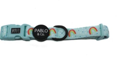 Blue Rainbows: Collar