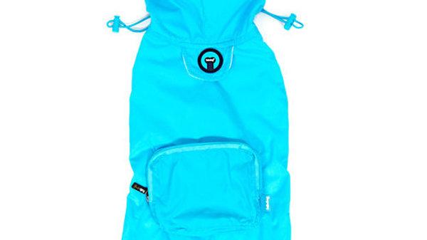 fabdog® Blue Pack Away Raincoat