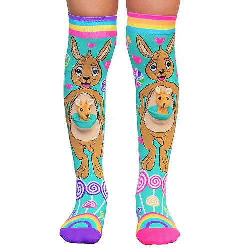 Kangaroo socks