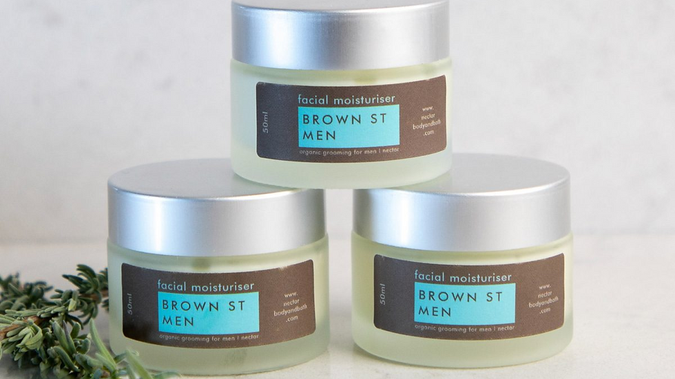 Brown St Men - Facial Moisturiser 50ml