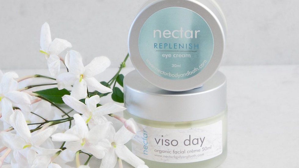 Viso Day/Replenish Eye Cream Duo
