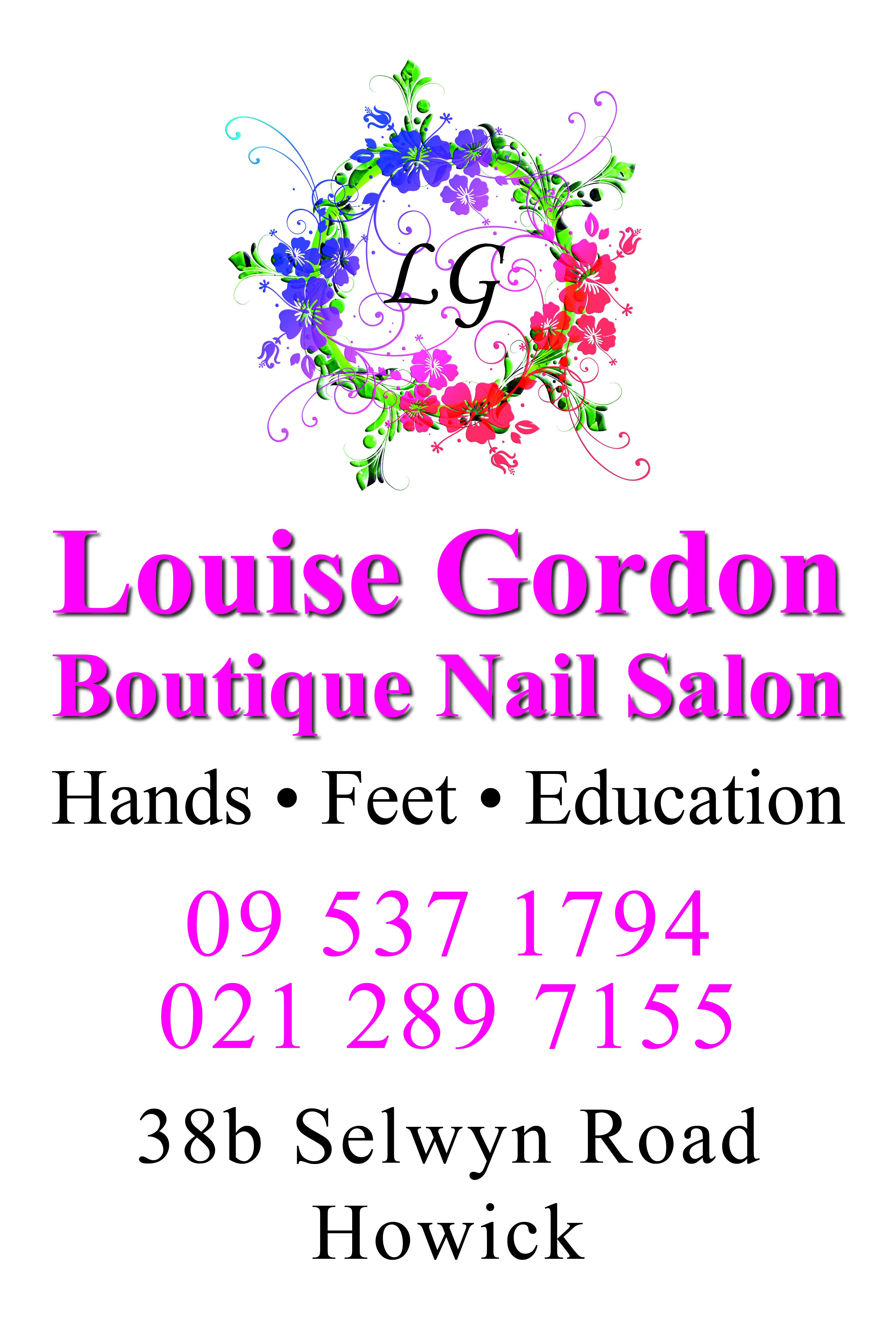 Louise Gordon Boutique Nail Salon
