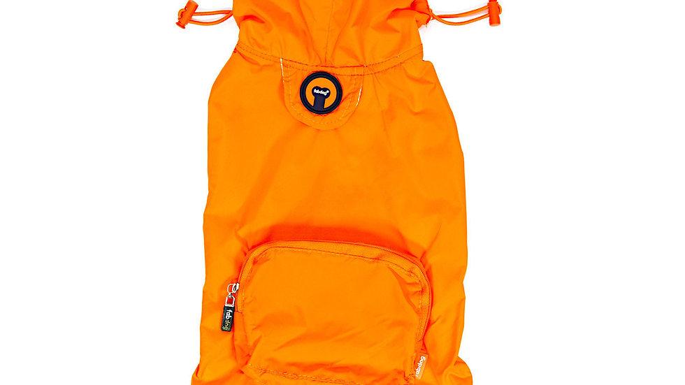 fabdog® Orange Pack Away Raincoat