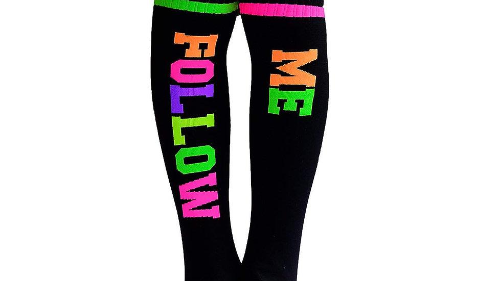 Follow Me socks
