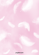 —Pngtree—romantic_pink_feather_backg