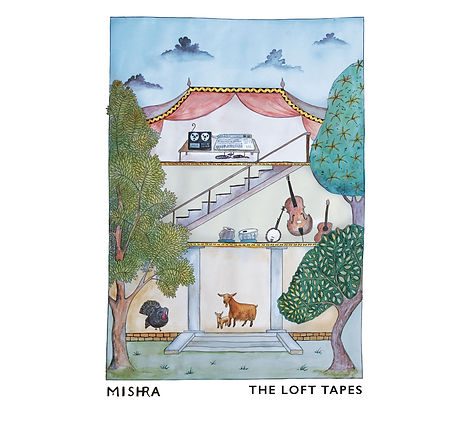 Mishra Loft Tapes Album Cover