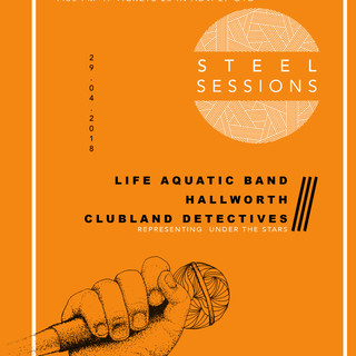 Steel Sessions Poster