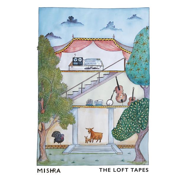 Mishra Album Artwork