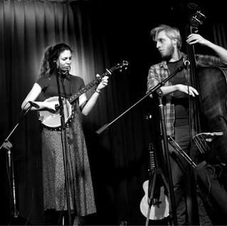 Mishra Trio Live