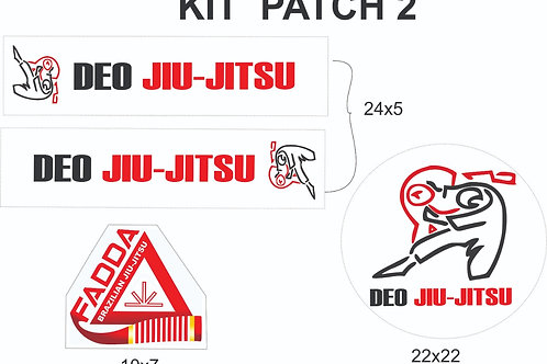 Kit Patch 2 DEO