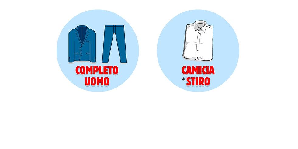 offerta camicie stiro  lalavanderia.net