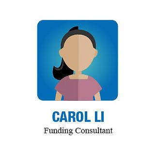 Funding Consultant_Carol Li