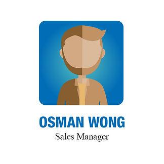 Sales Manager_Osman Wong
