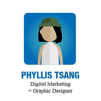 Digital Marketing Graphic Designer_Phyllis