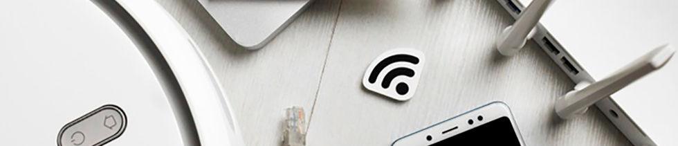無線網絡, 裝 WIFI, i-Maker - banner