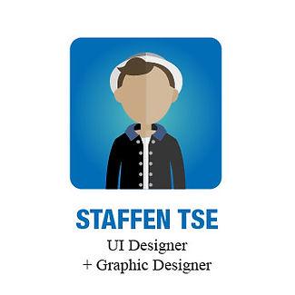 UI Designer Graphic Designer_Staffen Tse