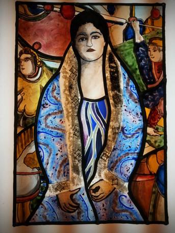 FRIEDERIKE MARIA BEER.GUSTAV KLIMT 1916