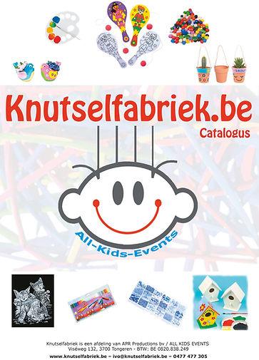 Knutselfabriek catalogus